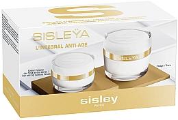 Perfumería y cosmética Set de cuidado facial antiedad - Sisley L'Integral Anti-Age Face-Eye Set (crema facial/50ml + crema contorno de ojos y labios/15ml)
