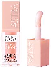 Perfumería y cosmética Aceite labial con jojoba - Astra Pure Beauty Juicy Lip Oil