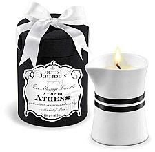 Perfumería y cosmética Vela de masaje corporal con aroma a almizcle y pachulí - Petits Joujoux A Trip To Athens Massage Candle