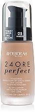 Perfumería y cosmética Base de maquillaje de larga duración - Deborah 24Ore Perfect Foundation SPF 10