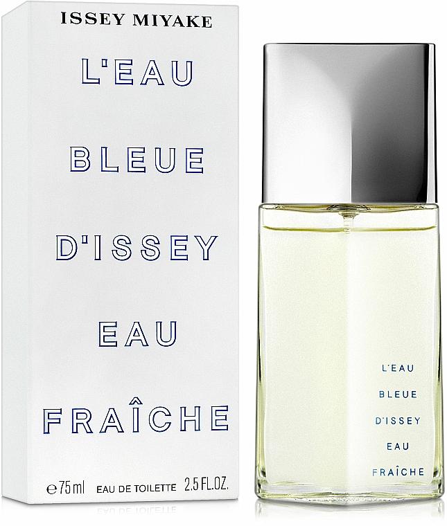 Issey Miyake L'Eau Bleue DIssey Eau Fraiche - Eau de toilette — imagen N2