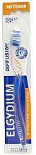 Perfumería y cosmética Cepillo dental de dureza suave, azul - Elgydium Diffusion Soft Toothbrush