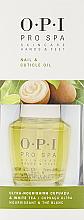 Perfumería y cosmética Aceite nutritivo para uñas y cutículas con aguacate - O.P.I. ProSpa Nail & Cuticle Oil