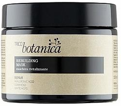 Perfumería y cosmética Mascarilla capilar reparadora con ácido hialurónico y ceramidas - Trico Botanica Rebuilding