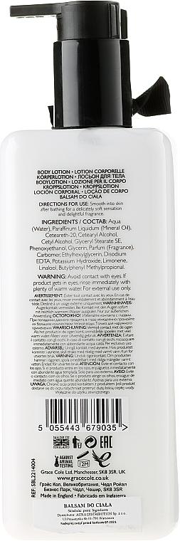 Loción corporal con aroma a brisa del mar y limoncillo - Grace Cole Boutique Sea Breeze and Lemongrass Body Lotion — imagen N2