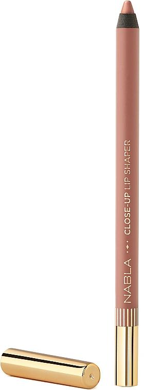 Lápiz labial - Nabla Close-Up Lip Shaper
