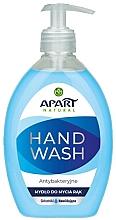 Perfumería y cosmética Jabón de manos líquido antibacteriano con ácido láctico - Apart Natural Antibacterial Hand Wash
