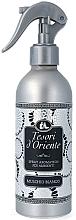 Perfumería y cosmética Ambientador spray con aroma a musgo blanco - Tesori d`Oriente Muschio Bianco