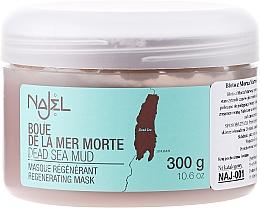 Perfumería y cosmética Barro de Mar Muerto regenador - Najel Dead Sea Mud