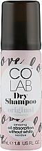 Perfumería y cosmética Champú seco con aroma a bergamota y rosa - Colab Original Dry Shampoo