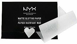 Perfumería y cosmética Papel matificante - NYX Professional Makeup Blotting Paper
