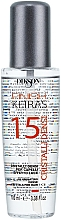Perfumería y cosmética Cristales líquidos para cabello iluminadores - Dikson Keiras Finish 15 Cristalli Densi