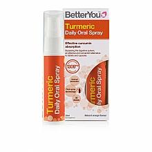 Perfumería y cosmética Complemento alimenticio en spray cúrcuma - BetterYou Turmeric Daily Oral Spray