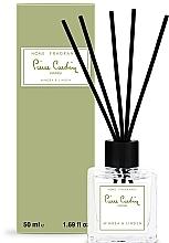 Perfumería y cosmética Ambientador Mikado con aroma a mimosa y tila - Pierre Cardin Home Fragrance Mimosa & Linden