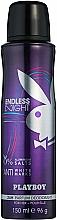 Perfumería y cosmética Playboy Endless Night For Her - Desodorante antimanchas sin aluminio
