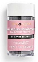 Perfumería y cosmética Limpiador facial en polvo con carbón - Revolution Skincare Purifying Charcoal Cleansing Powder