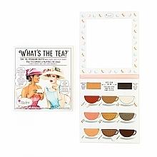 Perfumería y cosmética Paleta para ojos- prebase (2 colores) + sombras (9 colores) - TheBalm Hot Tea