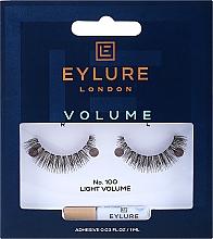 Perfumería y cosmética Pestañas postizas - Eylure Pre-Glued Volume No 100
