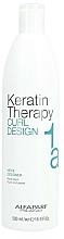 Perfumería y cosmética Fluido para ondulación de rizos con queratina - Alfaparf Keratin Therapy Curl Design Permanent Curling Fluid