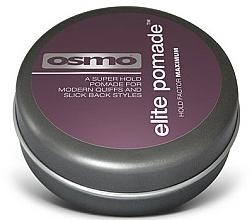 Perfumería y cosmética Pomada para cabello de fijación 04 con acabado satinado - Osmo Elite Pomade Traveller