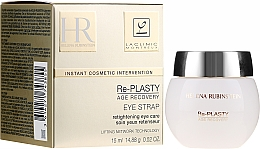 Perfumería y cosmética Crema contorno de ojos con ácido hialurónico, adenosina - Helena Rubinstein Re-Plasty Age Recovery Eye Strap
