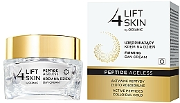 Perfumería y cosmética Crema de día reafirmante con péptidos y oro coloidal - Lift4Skin Peptide Ageless Day Cream
