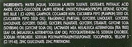 Champú anticaspa para cuero cabelludo graso con aceite de árbol de té - Rene Furterer Melaleuca Anti-Dandruff Shampoo Oily Scalp  — imagen N3