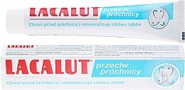 Perfumería y cosmética Pasta dental con extracto de siempreviva - Lacalut