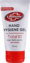 Perfumería y cosmética Gel de manos antibacteriano con alcohol - Lifebuoy Hand Hygeine Gel