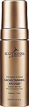 Perfumería y cosmética Mousse autobronceador con cacao - Eco by Sonya Eco Tan Cacao Tanning Mousse