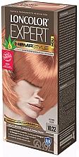Perfumería y cosmética Tinte para cabello con extracto de semilla de cáñamo + oxidante - Loncolor Expert Hempstyle