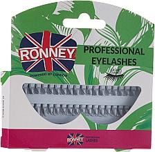 Perfumería y cosmética Pestañas postizas individuales - Ronney Professional Eyelashes 00034