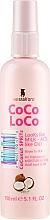 Perfumería y cosmética Spray nutritivo para cabello - Lee Stafford Coco Loco Coconut Spritz