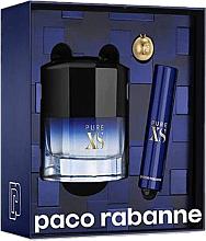 Perfumería y cosmética Paco Rabanne Pure XS - Set de eau de toilette (edt/50ml + edt/mini/10ml)