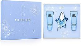 Perfumería y cosmética Mugler Angel - Set (edp/25ml + loción corporal/50ml + gel de ducha/50ml)