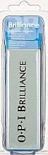 Perfumería y cosmética Bloque pulidor de uñas naturales y artificiales de grano 1000/4000 - O.P.I. Filing Brilliance Block Single Pack