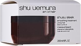 Perfumería y cosmética Tratamiento para cabello indisciplinado con aceite de comino negro - Shu Uemura Art Of Hair Shusu Sleek Smoothing Treatment