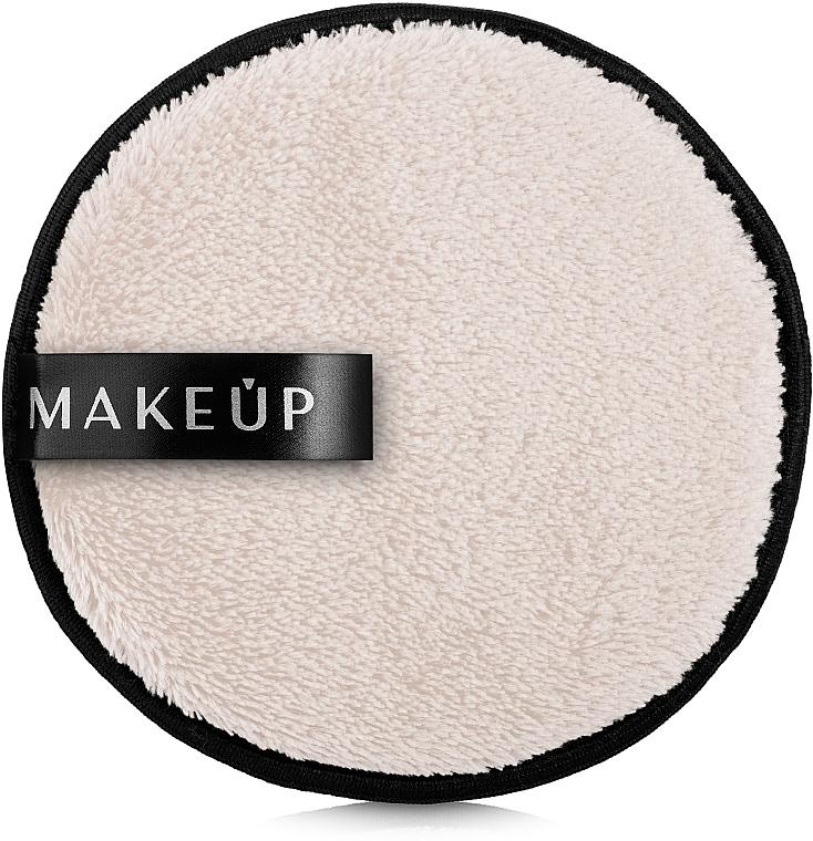"Esponja limpiadora facial color capuchino ""My Cookie"" - MakeUp Makeup Cleansing Sponge Cappuccino"