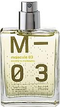 Perfumería y cosmética Escentric Molecules Molecule 03 - Eau de toilette (recambio)