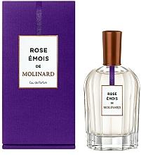 Perfumería y cosmética Molinard Rose Emois - Eau de parfum