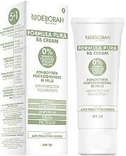 Perfumería y cosmética BB crema - Deborah Milano Formula Pura BB Cream 5in1