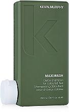 Perfumería y cosmética Champú detox con aceite de árbol de té - Kevin.Murphy Maxi.Wash