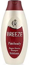 Perfumería y cosmética Gel de ducha y champú 2en1 con pachulí - Breeze Patchouly Shampoo