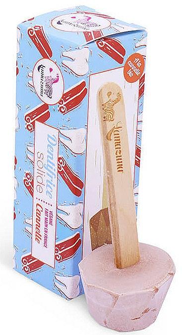 Pasta dental sólida - Lamazuna Cinnamon Solid Toothpaste