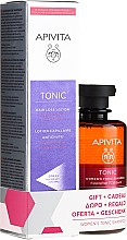 Perfumería y cosmética Set para cabello - Apivita Tonic (loción/150mll + champú/250ml)