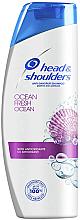 Perfumería y cosmética Champú anticaspa con antioxidantes - Head & Shoulders Ocean Fresh Shampoo