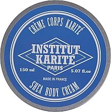 Perfumería y cosmética Crema corporal con manteca de karité - Institut Karite Milk Cream Shea Body Cream