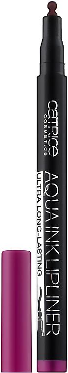Lápiz labial vegano semipermanente - Catrice Aqua Ink Lipliner