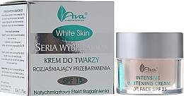 Perfumería y cosmética Crema de día con efecto iluminador SPF 15 - Ava Laboratorium White Skin Brightening Face Cream