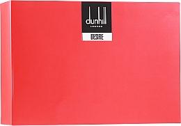 Perfumería y cosmética Alfred Dunhill Desire Red - Set (eau de toilette/100ml + eau de toilette/30ml + desodorante/195 ml)